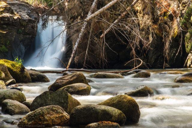 granite creek falls - Chris Balboni