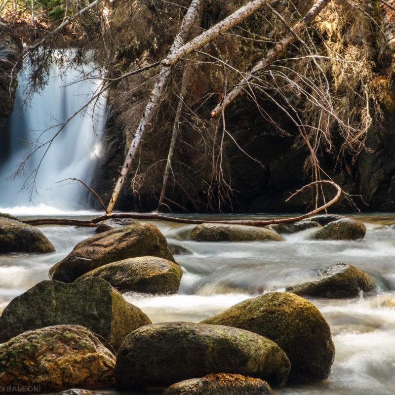 Granite Creek Falls