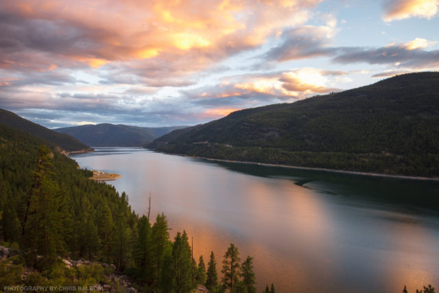 lake koocanusa libby rexford montana - Chris Balboni