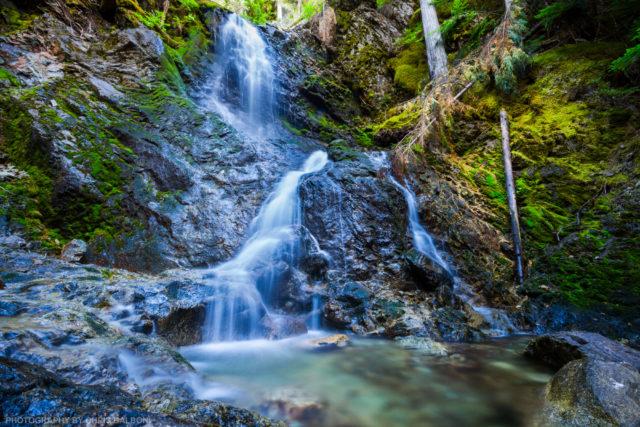 Crowell Creek Falls - Chris Balboni