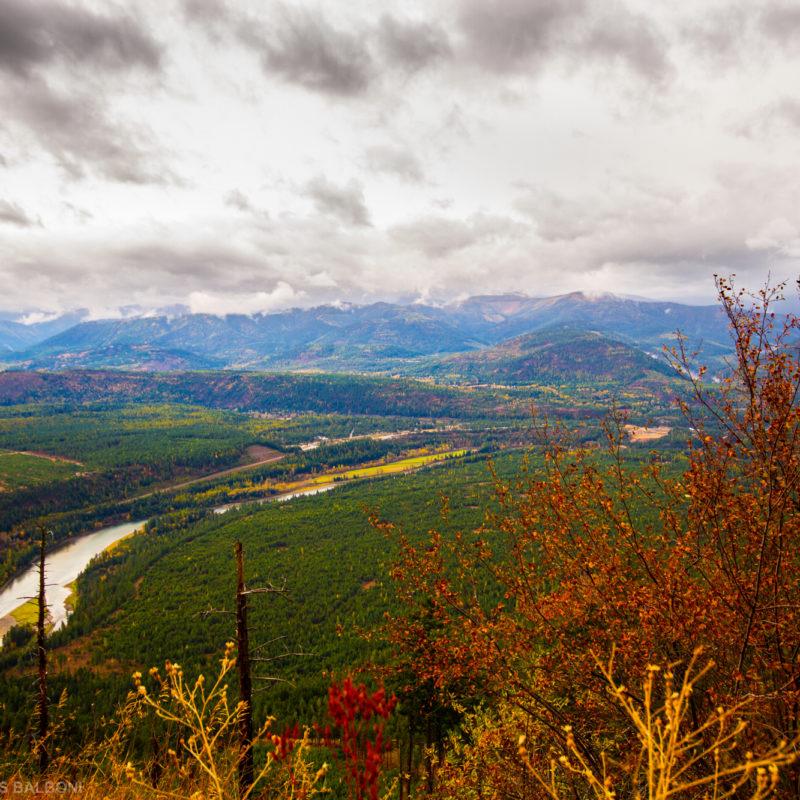 Autumn in the Kootenai