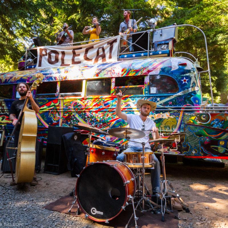 Polecat & Kesey's Mystery Bus