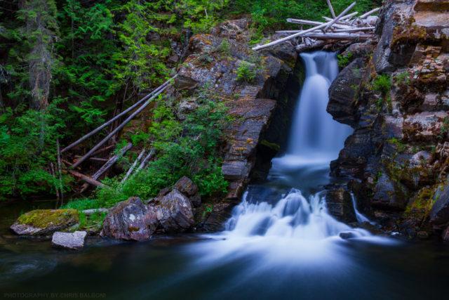West Fork Falls - Chris Balboni