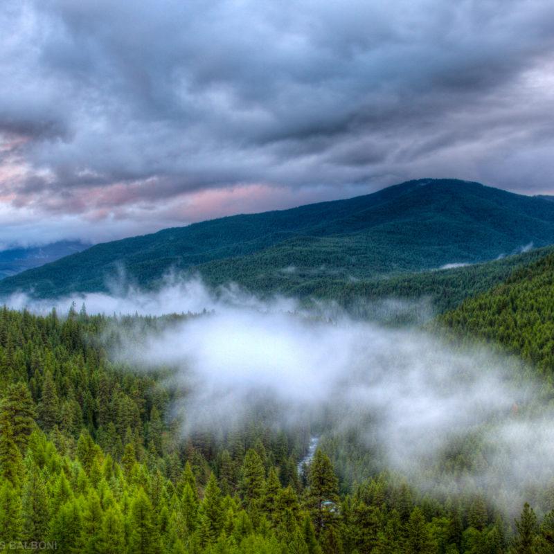 Yaak Valley Storm