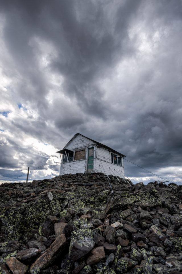 northwest peak lookout yaak - Chris Balboni