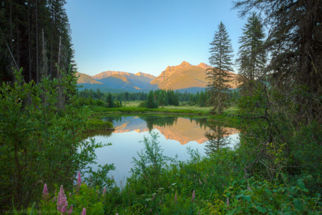 Cabinet Mountain Wilderness Bull River - Chris Balboni