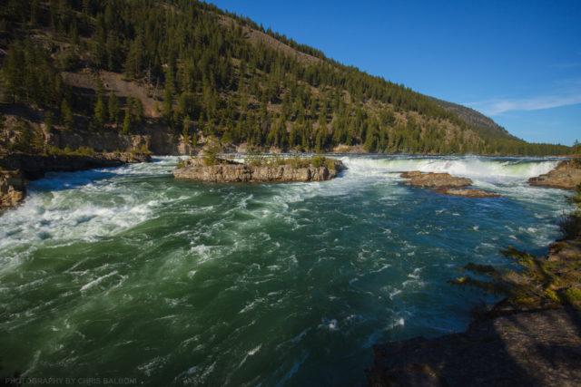 kootenai falls troy libby montana - Chris Balboni