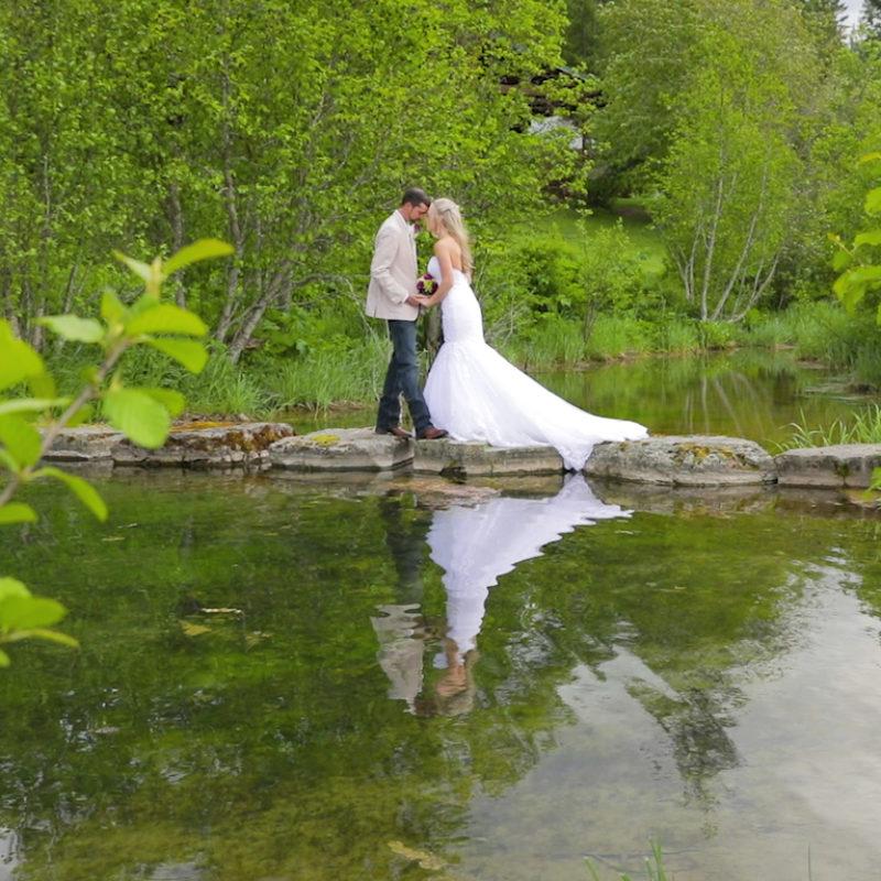 Wedding Preview: Inga and Trevor