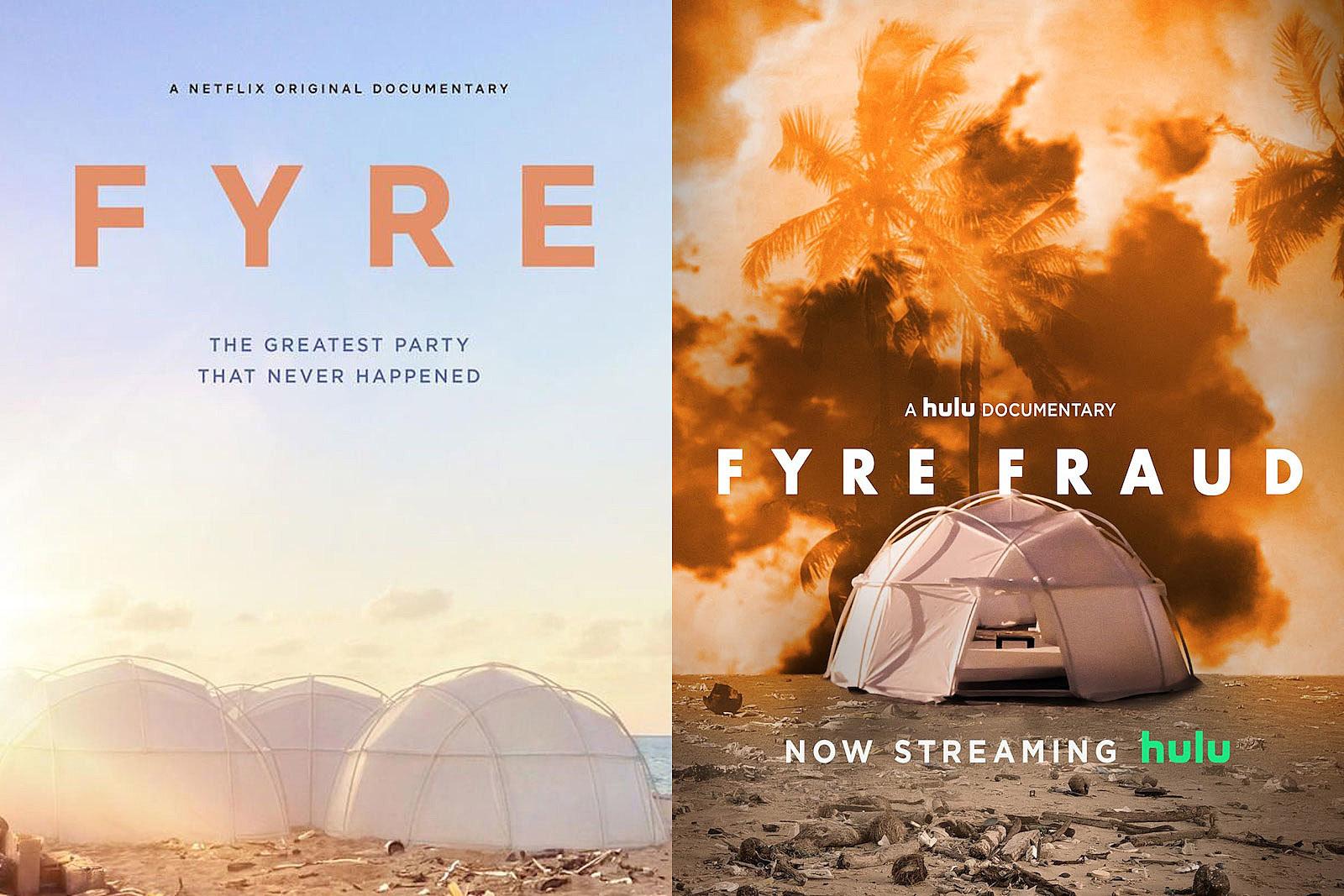 Fyre Festival Posters